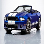 Новый Ford Mustang Convertible 2014