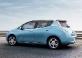 Nissan показал электромобиль на основе Tiida