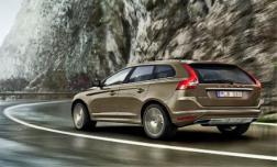 Volvo испытала магнитную дорогу для машин