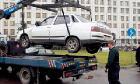 Водители смогут самостоятельно увозить автомобиль на штрафстоянку